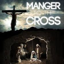 Cross with Manger