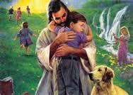 Jesus Loving Dog