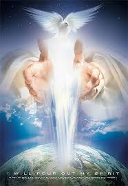 Holy Spirit To EARTH