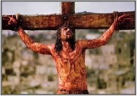 Christ Beaten on a Cross