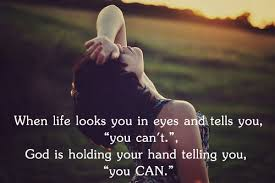 God Telling You You Can