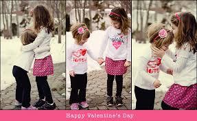 Three girl photos of loving
