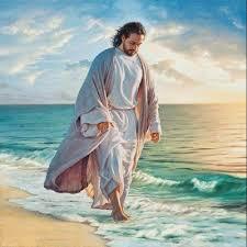jesus-on-ocean