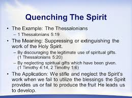 quenching-the-holy-spirit