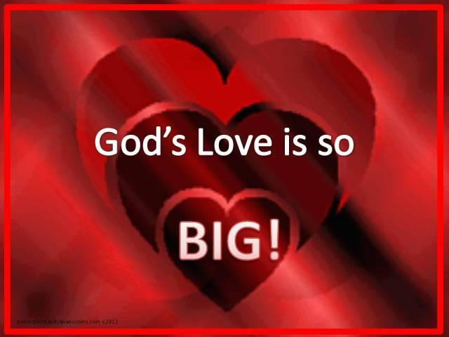 god-love-is-so-big