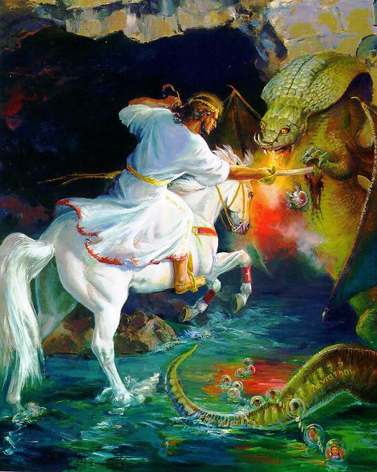 Jesus Fighting Satan.jpg