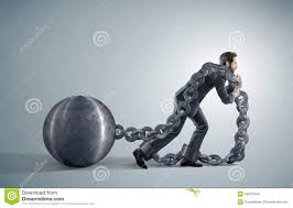 man-dragging-ball-and-chain